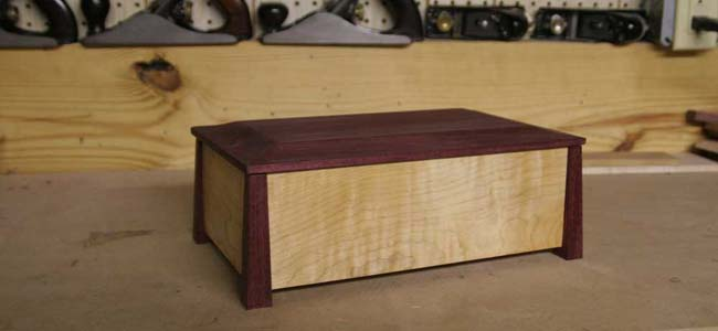 My First Hardwood Project A Small Jewelry Box Digital Woodworker