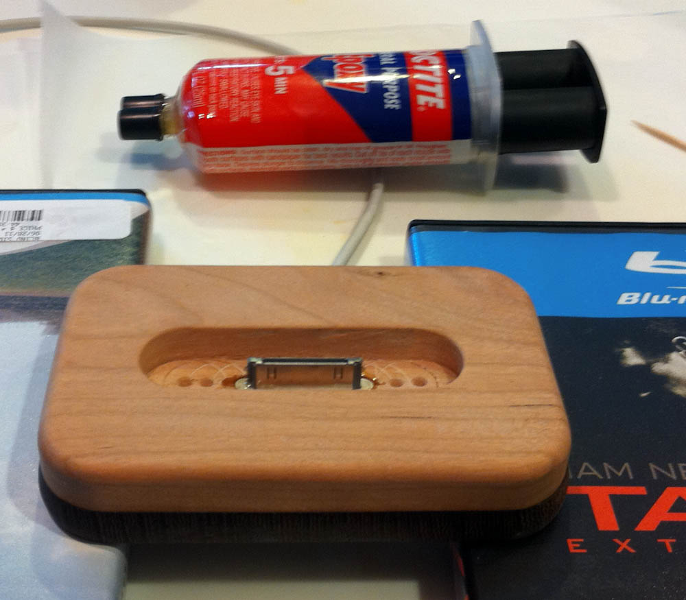 Diy Wood Iphone Dock Plans Free PDF Download