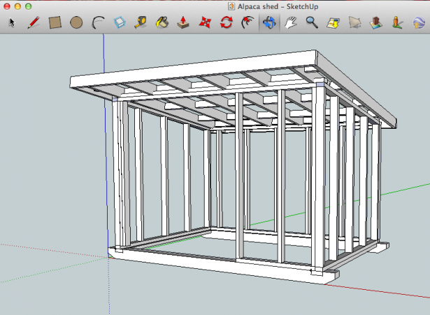 Image Result For X Shed Plans And Material Lista