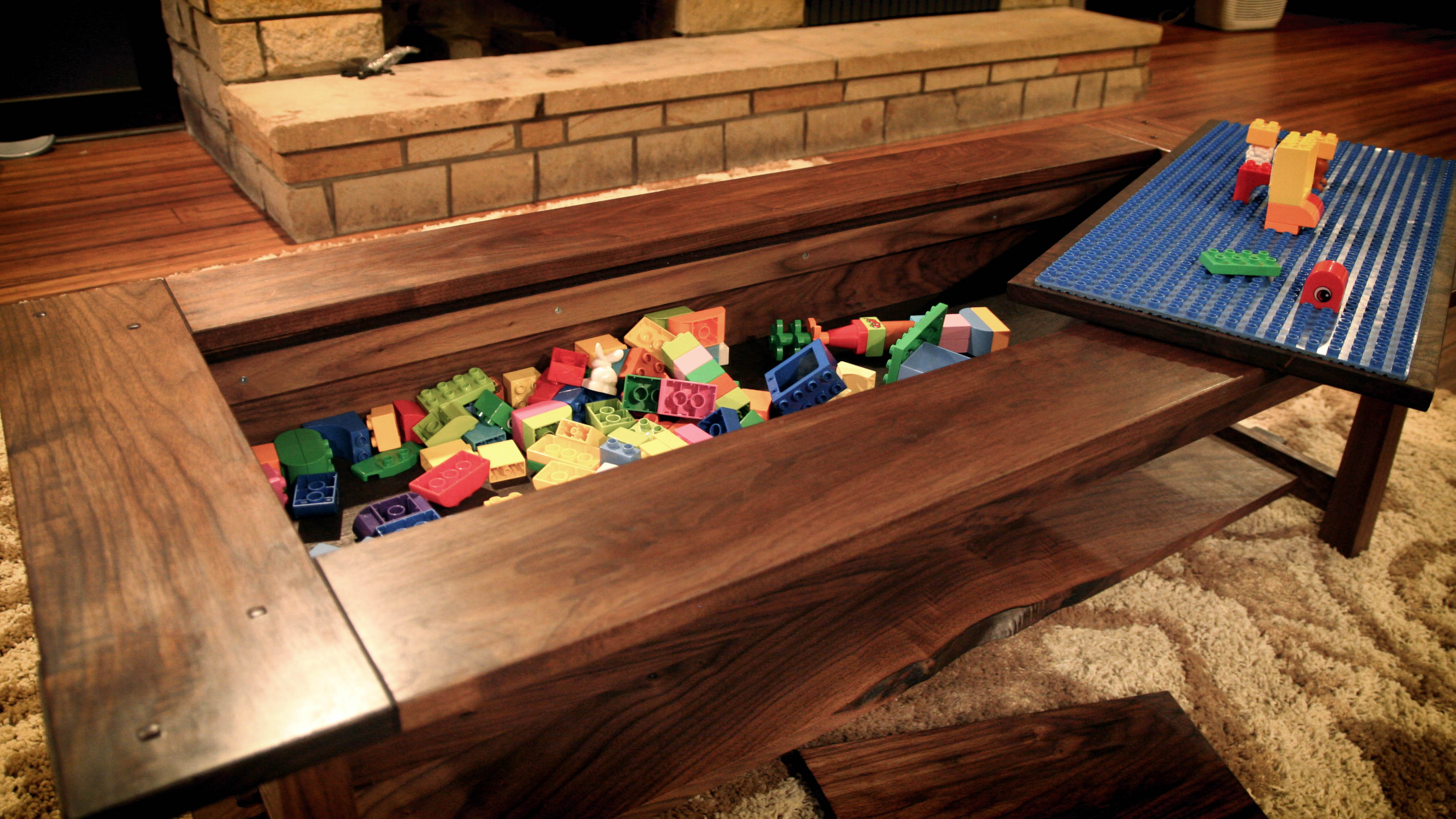 Duplo Lego Coffee Table